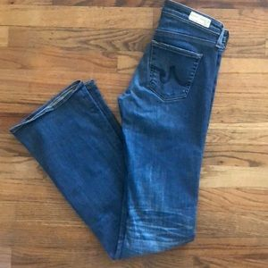 AG Adriano Goldschmied Jeans The Angel Boot 24x34